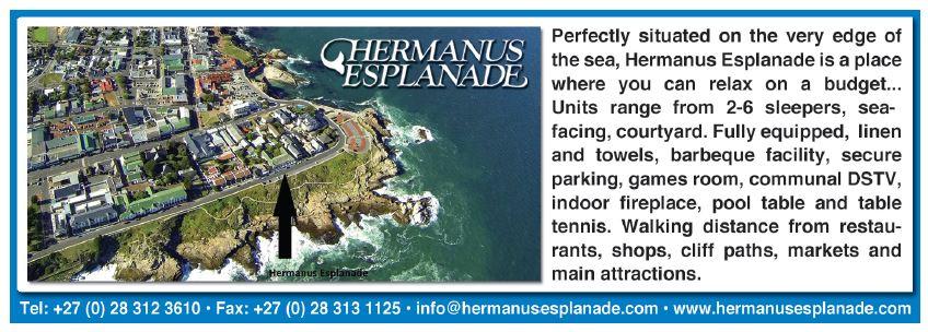 Hermanu Esplanade