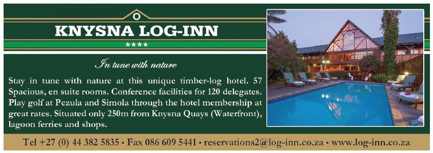 Knysna Log Inn