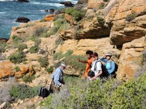 Point of Human Origin Tour, Mossel Bay
