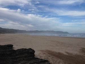 Buffalo Bay beach, Knysna