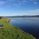 knysna lagoon, knysna estuary, garden route national park, steenbok park, leisure island